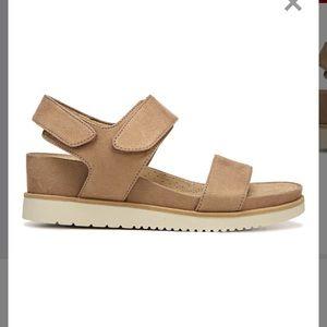 88aca244242c Natural Soul Shoes - Tan Kaila Natural Soul sandals